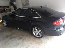Audi A4 2.0T Quattro For Sale or swop for double cab