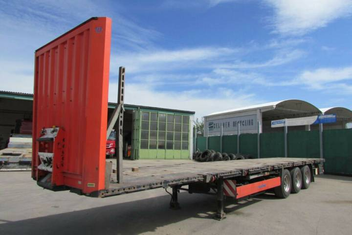 Krone SD - Plattform - LIFT - RUNGEN - 2011