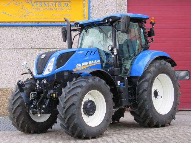 New Holland T7.225ac - 2017