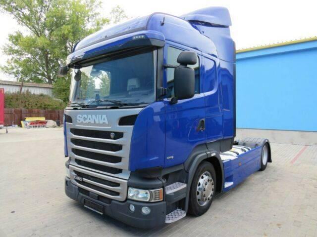 Scania R450, Standklíma - 2015