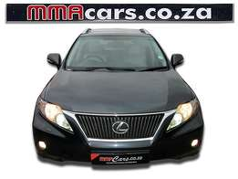 2009 LEXUS RX350 XE Fully Loaded AUTO NEW SPEC R269,890.00