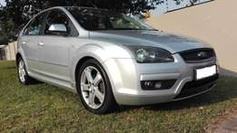 2007 Ford Focus 1.6 si - 1 Owner