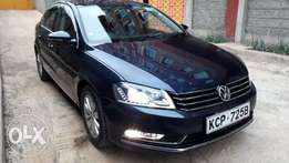 New shape volkswagen passat bluemotion technology