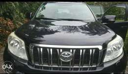 Toyota Land Cruiser Prado (2012) automatic Transmission