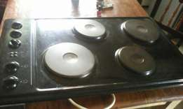 Defy oven and hob