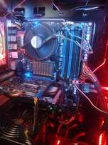 i7 cpu+ Motherboard+ Graphic Card+ Ram
