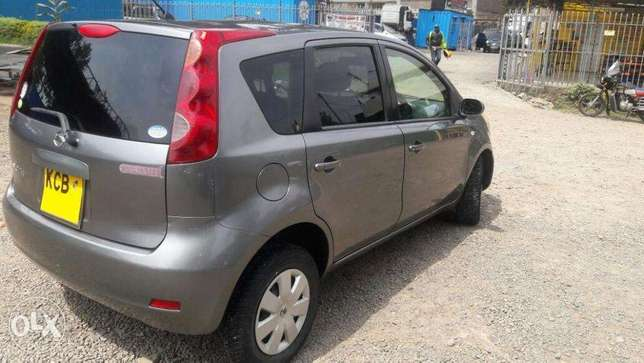 Nissan Note mint clean auto(2007) Nairobi West - image 3