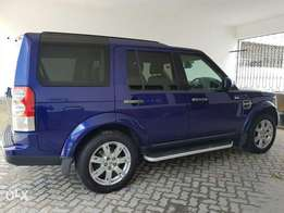 Land rover discovery 4. KCP