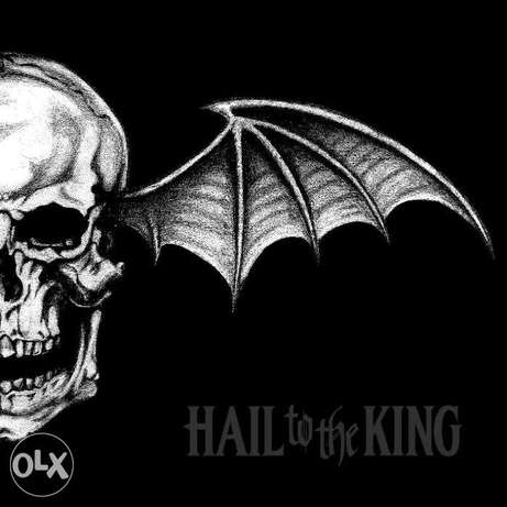 Avenged Sevenfold - Hail to the King [Digipak] Deluxe Edition USA