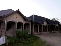 Uncompleted Building For Sale in Ughelli, Delta State