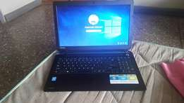 Toshiba core i5 laptop, 6 gb ram, 750 hdd