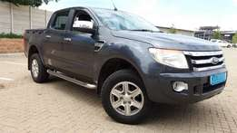 2013 Ford Ranger T5 3.2 A/T 4X2 IN Great Allround Condition Must see