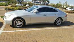 Mercedes Benz CLS 350 - R 134 000 and only 161 000km on the clock