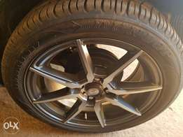 15 inch mags and tyres for sale