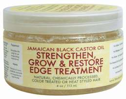SheaMoisture JBCO Strengthen Grow and Restore Edge Treatment