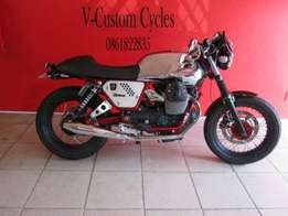 A Real Collector's Item Motoguzzi V7 Racer Limited Edition!