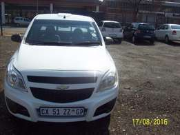 Chevrolet utility 1.4 2014 Model,2 Doors factory A/C And C/D Player