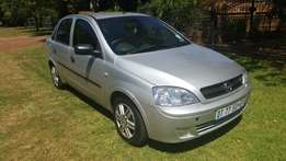 2005 a classOpel corsa Gamma silver with low milage for year for sale