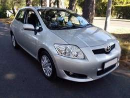 2008 Toyota Auris 1.6 RS Manual