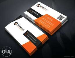 Business Cards Full Color Printing