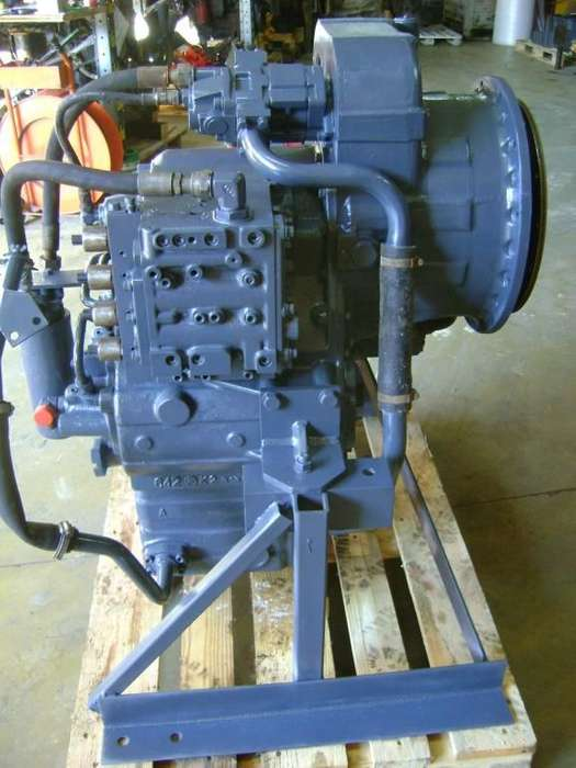 TCM T 642 4 Lc2 Gearbox For Other Construction Equipment