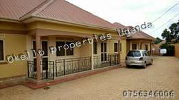 Fabulous self contained 2 bedroom house in Namugongo at 500k