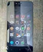 few months gionee p8w for urgent sale with the charger