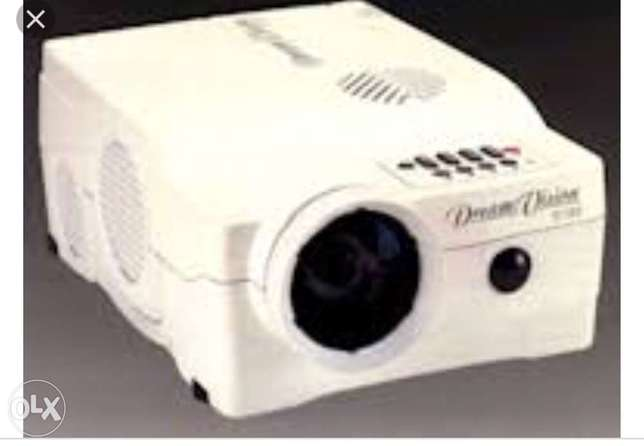 Videoprojector DLP Dreamvision