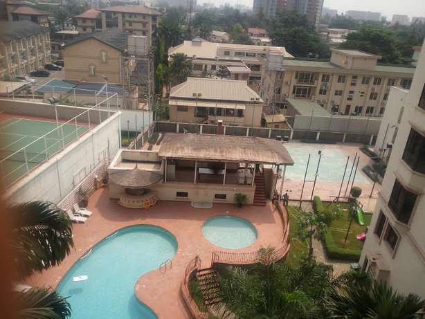 Newly Renovated 3 Bdrm With Swimming Pool ,lawn Tennis ,24 Hr Power Su Lagos Mainland - image 6
