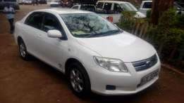 Toyota Axio Good deal