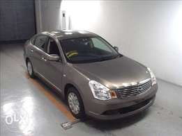 Nissan BlueBird Sylphy-Year 2010 -Ready for Import