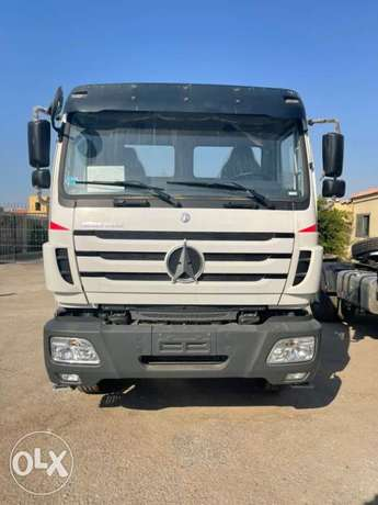 Beiben chassis 6x4 2020