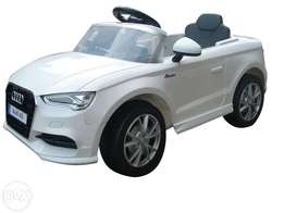 Battery operated ride on Audi A3