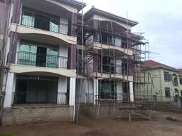 Apartment building for sale in Kisasi at 1bn income 6m