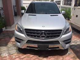 Tokunbo Mercedes-Benz ML550 4Matic