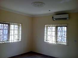Newly renovated 3bedroom flat with AC's for rent at Jabi