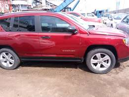 Jeep Compass 2013 Model Red/Gray