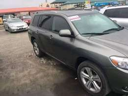 Toks Toyota Highlander 09model 5.5mil