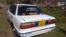 Toyota ae 91 efi on sale