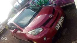 Toyota IST clean car