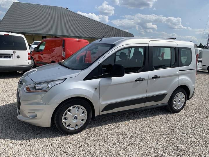 Ford Transit Connect 1.6TDCI 5seats LCV(N1) Net 10899 EUR - 2015