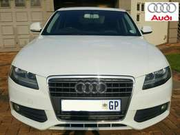 2011 Audi A4 1.8 T only 130000km Call today to avoid disappointment!