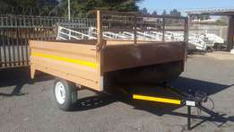 Brand new trailer for sale, All the sides can open, Papers and Veridot