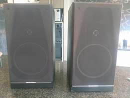 Hi Fi speakers Vintage mordaunt short ms35t1 for sale