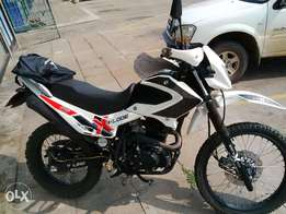 Bashan 250cc for sale or swop