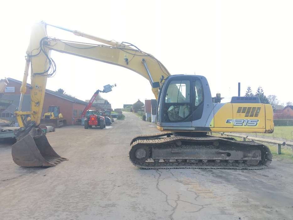 New Holland E 215 - 2005 - image 22