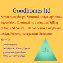 Goodhomes ltd, for design, supervision, construction and renovation