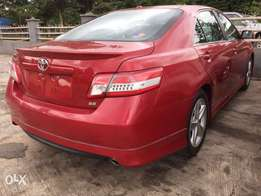 Toyota camry red 2008 for sale