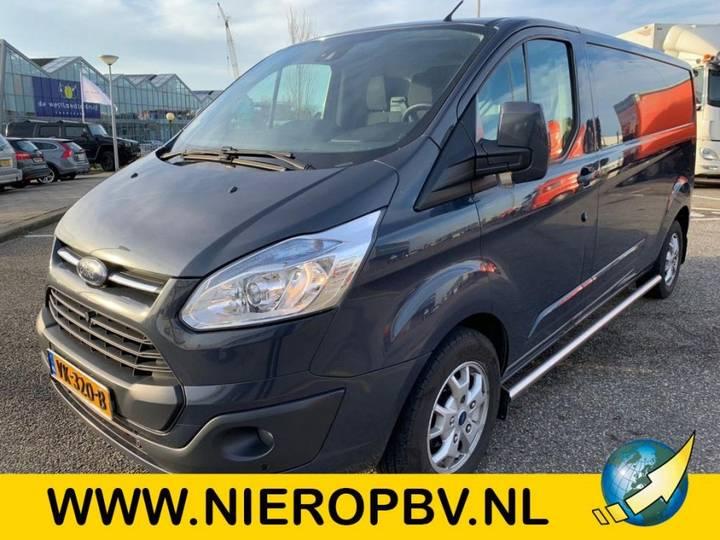 Ford Transit Custom Airco Navi Lang - 2014