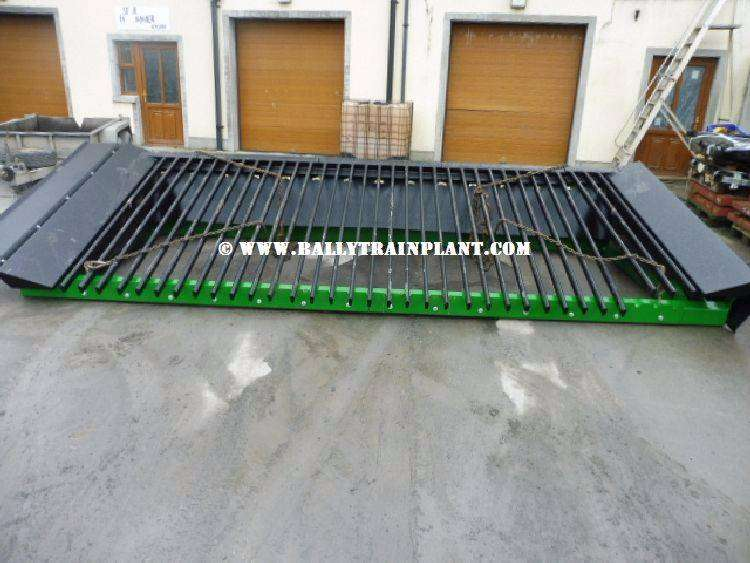 McCloskey S130 S190 Tipping Grids - 2019 - image 3